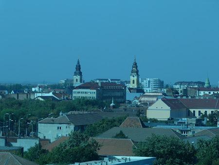 Turlele din centrul orasului Oradea
