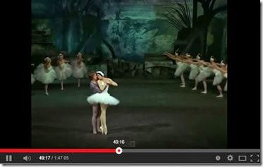 Swan Lake Rudolf Nureyev Margot Fonteyn