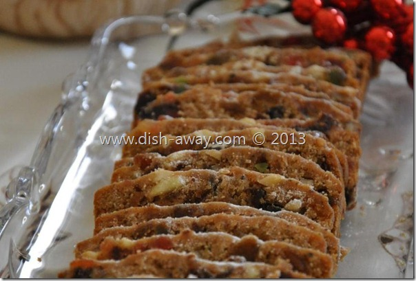 Christmas Cake Recipe 8