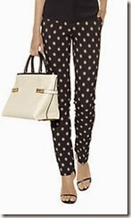 Etro Stretch Printed Trousers