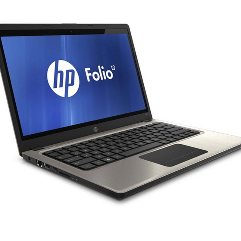 HP Folio 13 review