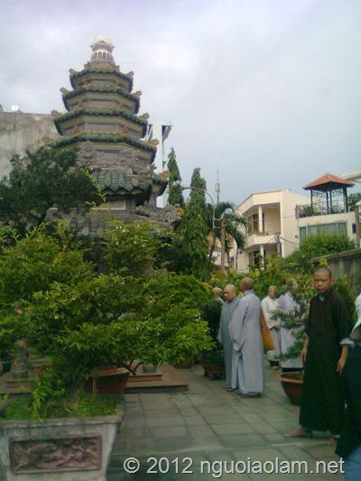 tang lễ hòa thượng Thích Minh Châu - 32