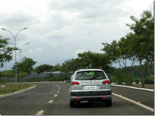 Veículo Elétrico Itaipu BlogTurFoz Vivian