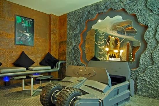 Batman Eden Hotel Taiwan 03