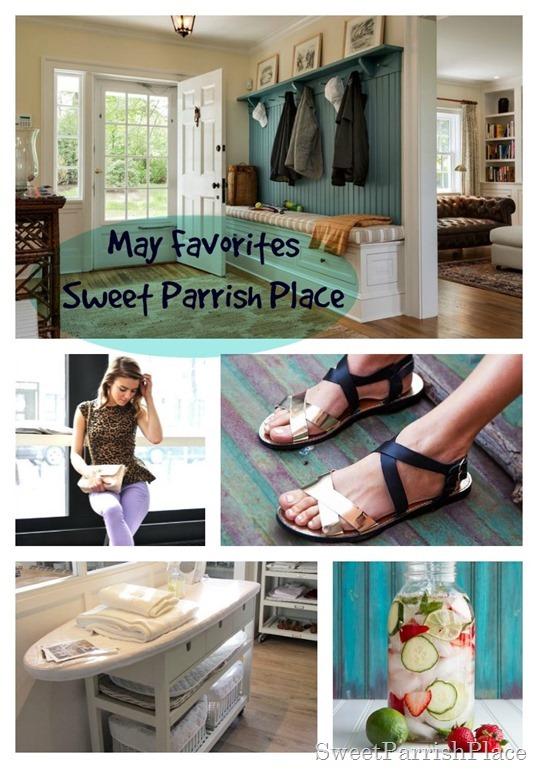 mayfavecollage-favorite Pinterest pins