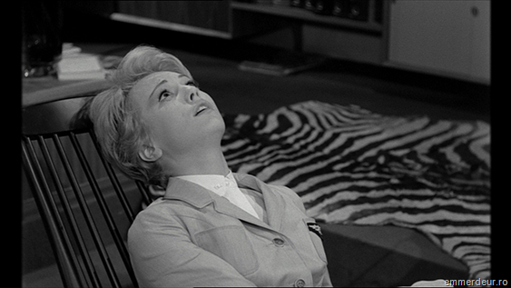 1963 appartement des filles mylene demongeot