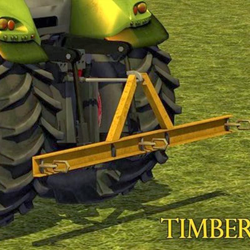 Farming simulator 2013 - Timber Bar v 0.85