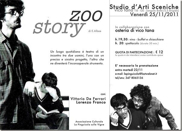 zoo story 25 11 11