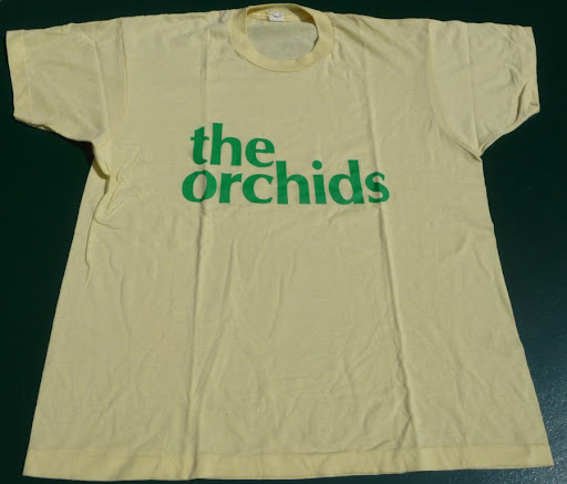 The Orchids - Yellow