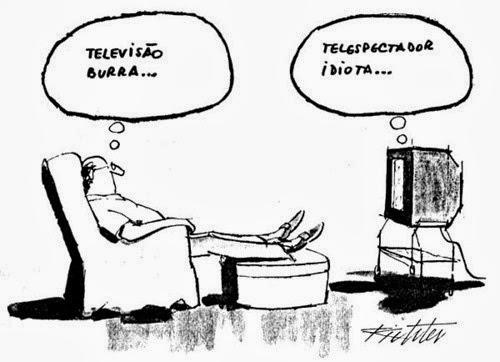 Televisão-burra