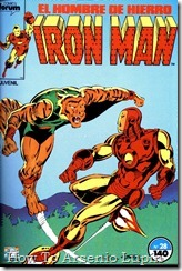 P00071 - El Invencible Iron Man - 177 #178
