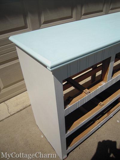Goodwill dresser
