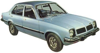 Chevrolet Chevette (1980)