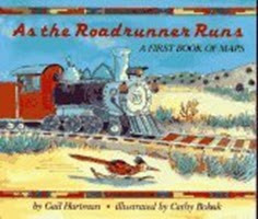 As the roadrunner runs