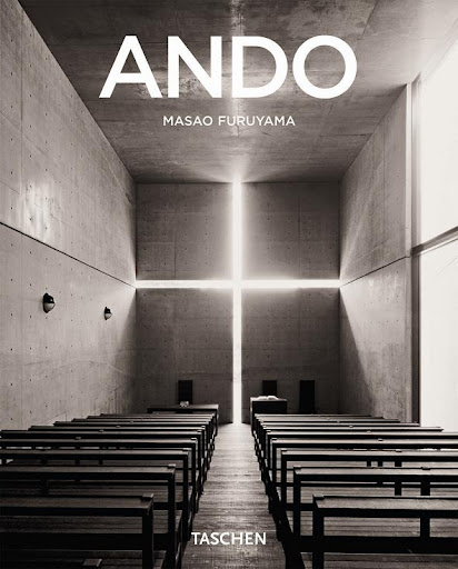Taschen's collection of Tadao Ando's work
