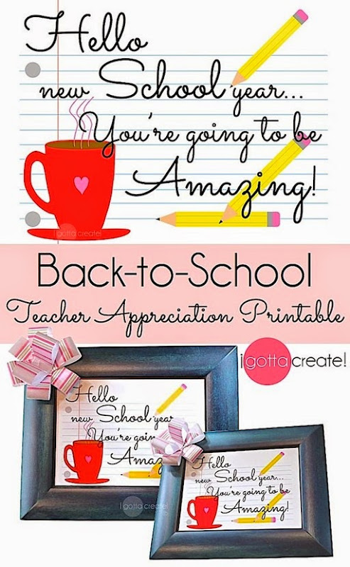 Back to School Teacher Appreciation Printable from I Gotta Create Pin1