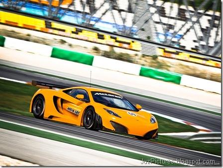 McLaren MP4-12C GT35