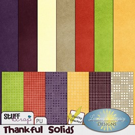 Thankful SOLIDS