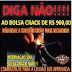 Bolsa Crack: vice-prefeito do Rio de Janeiro Adílson Pires, quer distribuir bolsas de R$ 900,00 para as famílias de usuários de crack.