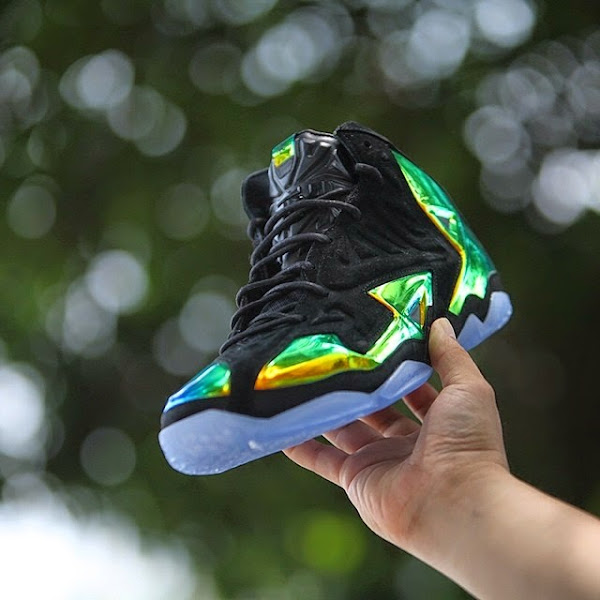 Release Reminder King8217s Crown LeBron 118230 the Whole Package