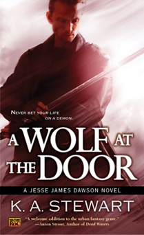 ka stewart - a wolf at the door