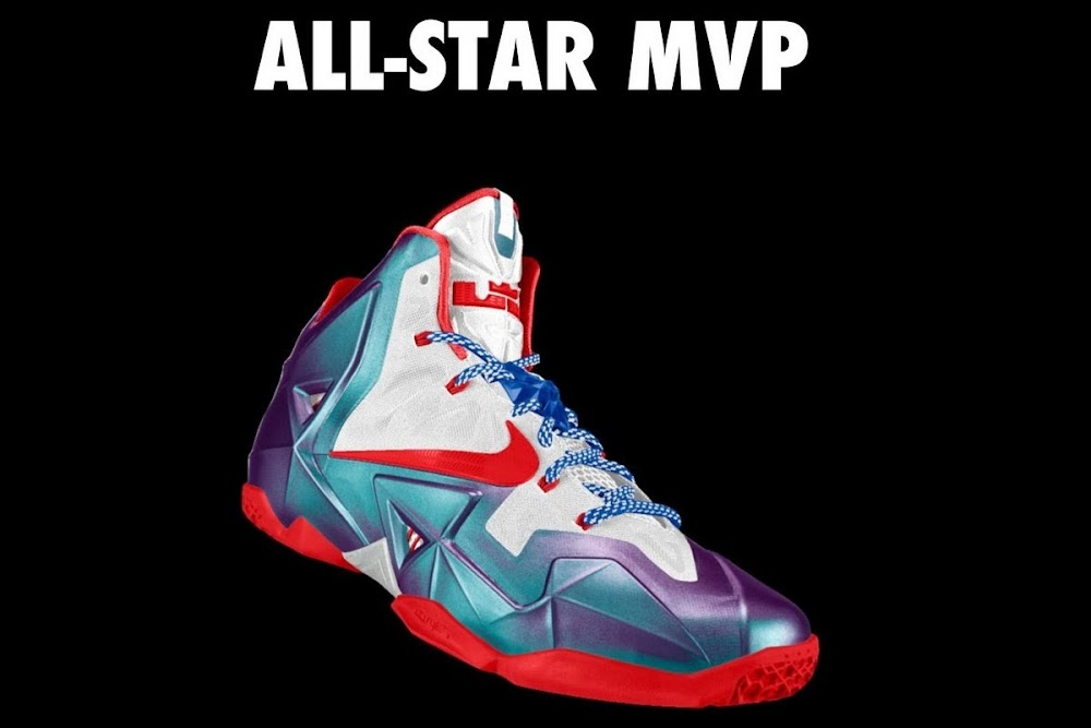 a decade of moments nikeid lebron xi quotallstar game mvp