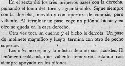 1918 Belmonte -A. Soto Onarres faena 6ºjpg