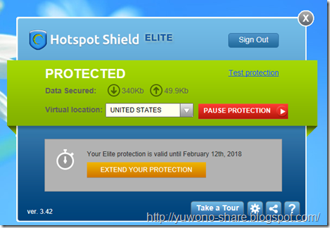Hotspot Shield Elite 3.42 Patch Full
