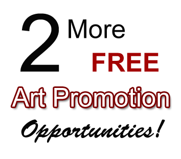 free art promotion opportunities
