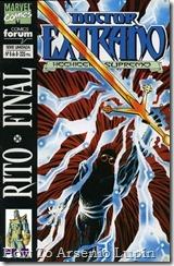 P00008 - Doctor Extraño  Rito Final #8