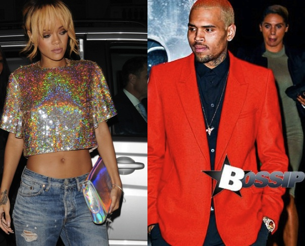 Throwing Major Shade! Rihanna Instagrams Subliminal Message to Chris Brown