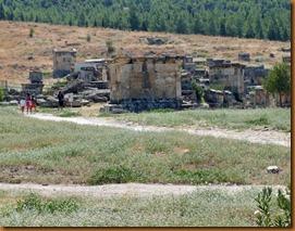 Hieropolis, sarcophagi, N