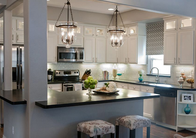 kitchen ceiling light fixture