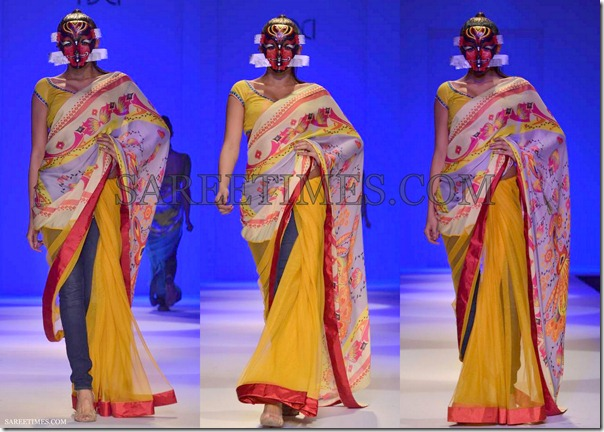 Nida_Mahmood_Yellow_Saree