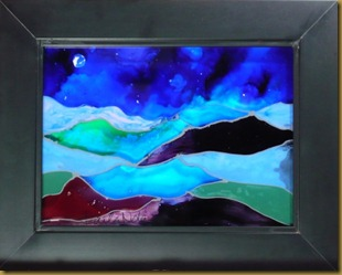 moonlit_western_art_southwestern_twilight_mountains_stained_glass_painting_night_moon_stars_abac0bee3549d0b476a4cae7ff83b293