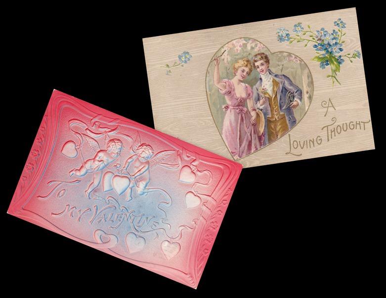 2012_02_12 Valentine cards