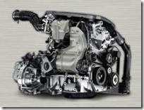Dacia Nieuwe motoren