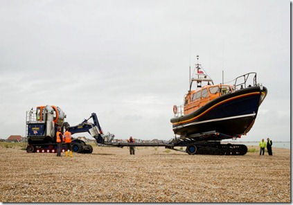 Shannon lifeboat 15