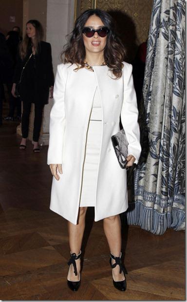 Salma Hayek Celebrities Stella McCartney Fashion Mtv5r-FBkVxl