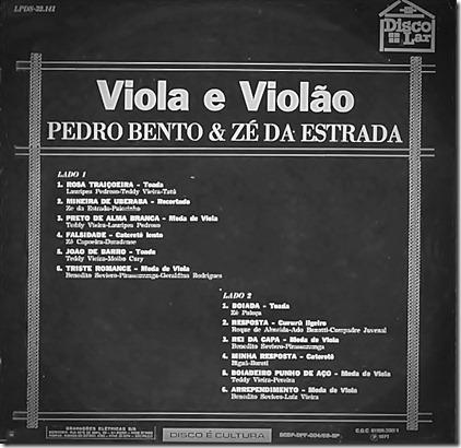 Verso - Viola e Violão