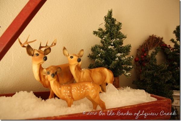 breyer deer
