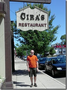 Shane at Cira's