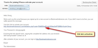 Cara mendaftar di social bookmark indonesia
