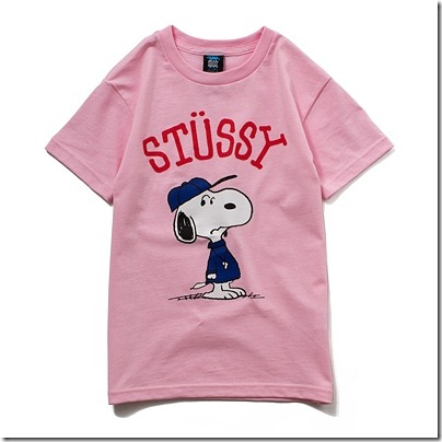 Stussy × Kids Peanuts # 1 Judge Tee ¥ 4,410 03
