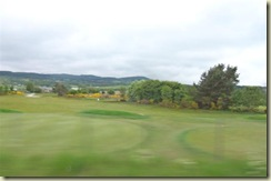 Golf Course on way to Loch Ness (Small)