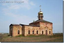 Храм в селе Крутец