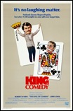 The King of Comedy - poster