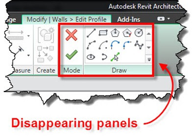 how to get model tabs in autocad w