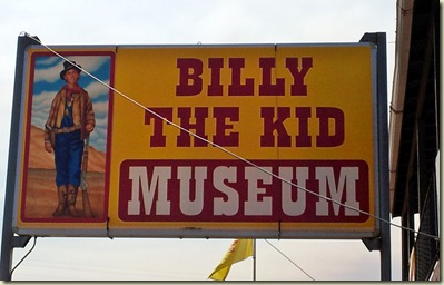 Billy the Kid Museum Ft Sumner, NM