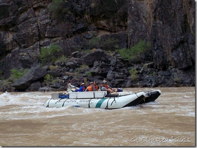06 Small raft ~RM91.2 Colorado River trip GRCA NP AZ (1024x767)